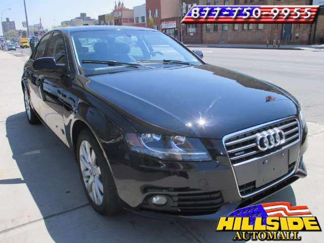 2012 Audi A4 4dr Sdn Auto quattro 20T Prem We have assembled the most advanced network of lenders