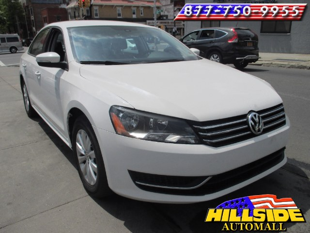 2013 Volkswagen Passat 4dr Sdn 25L Auto S PZEV We have assembled the most advanced network of len