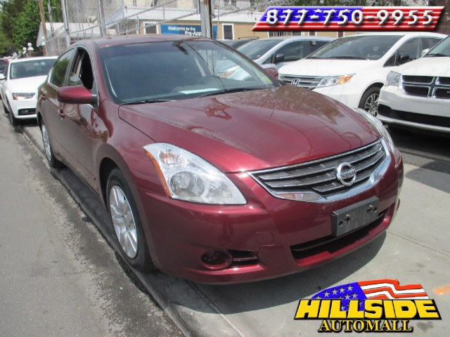 2011 Nissan Altima 4dr Sdn I4 CVT 25 S We have assembled the most advanced network of lenders to