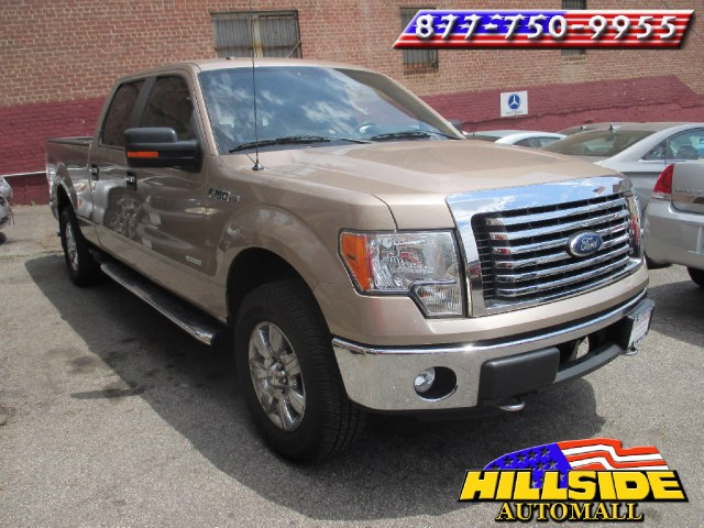 2011 Ford F-150 4WD SuperCrew 145 XLT We have assembled the most advanced network of lenders to e