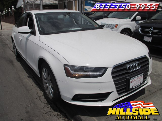 2013 Audi A4 4dr Sdn CVT FrontTrak 20T Pre We have assembled the most advanced network of lenders