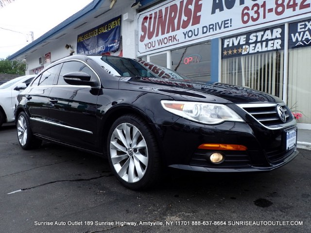 2010 Volkswagen CC 4dr DSG VR6 Sport Ltd Avail Sunrise Auto Outlet  is the car shopping destinat