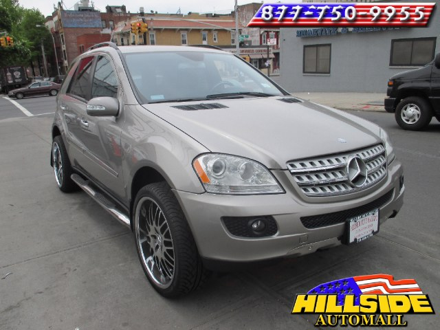 2006 MERCEDES M-Class 4MATIC 4dr 50L We have assembled the most advanced network of lenders to en