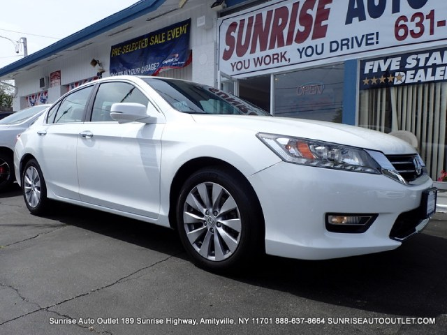 2013 Honda Accord Sdn 4dr V6 Auto Touring Sunrise Auto Outlet  is the car shopping destination for