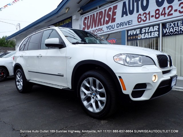 2012 BMW X5 AWD 4dr 35i Sport Activity Sunrise Auto Outlet  is the car shopping destination for Lo