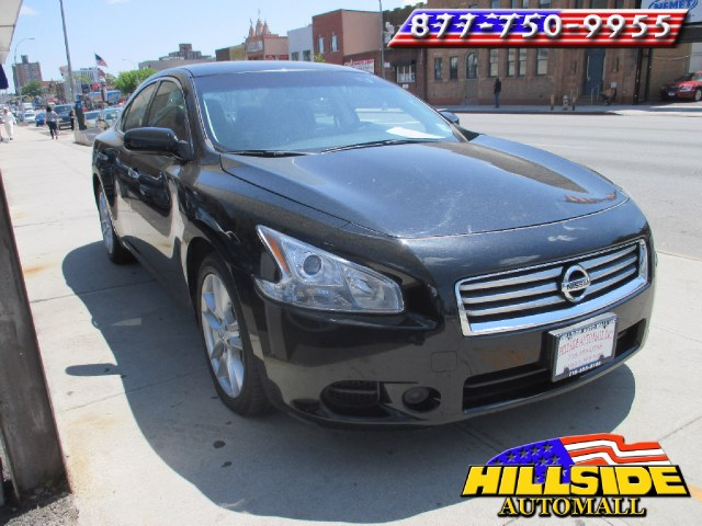2013 Nissan Maxima 4dr Sdn 35 S We have assembled the most advanced network of lenders to ensure