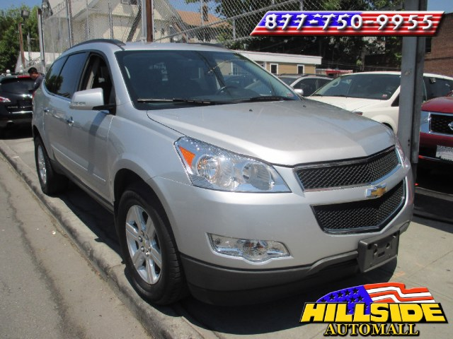 2012 Chevrolet Traverse FWD 4dr LT w1LT We have assembled the most advanced network of lenders to