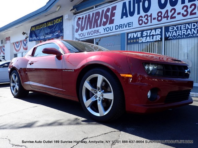 2010 Chevrolet Camaro 2dr Cpe 1SS Sunrise Auto Outlet  is the car shopping destination for Long Is