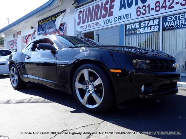 2012 Chevrolet Camaro 2dr Cpe 1LT Sunrise Auto Outlet  is the car shopping destination for Long Is