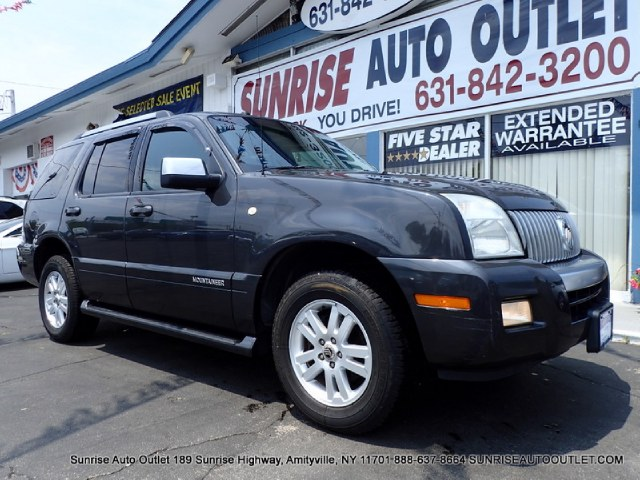 2007 Mercury Mountaineer AWD 4dr V8 Premier Sunrise Auto Outlet  is the car shopping destination f