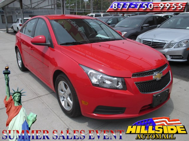 2014 Chevrolet Cruze 4dr Sdn Auto 1LT We have assembled the most advanced network of lenders to en