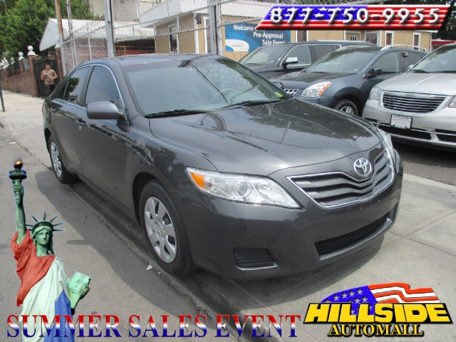 2011 Toyota Camry 4dr Sdn I4 Man LE Natl We have assembled the most advanced network of lenders