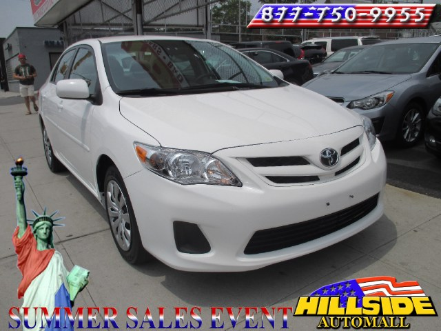 2012 Toyota Corolla 4dr Sdn Man L Natl We have assembled the most advanced network of lenders to