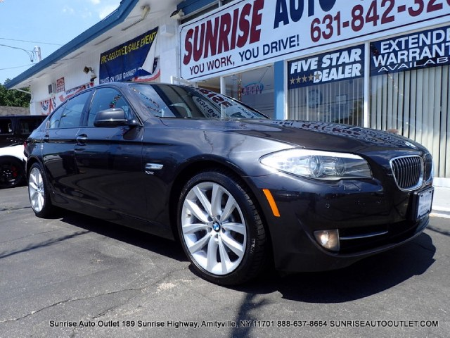 2012 BMW 5 Series 4dr Sdn 535i xDrive AWD Sunrise Auto Outlet  is the car shopping destination for