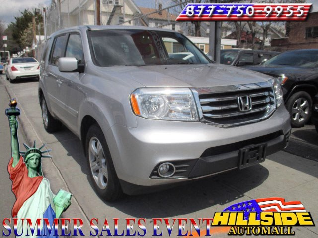 2012 Honda Pilot 4WD 4dr EX-L We have assembled the most advanced network of lenders to ensure you