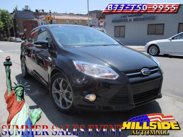 2014 Ford Focus 4dr Sdn SE We have assembled the most advanced network of lenders to ensure you ge