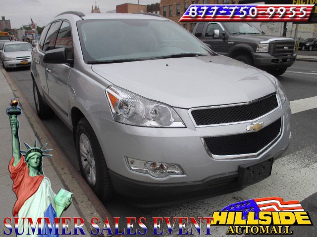2012 Chevrolet Traverse AWD 4dr LS We have assembled the most advanced network of lenders to ensur