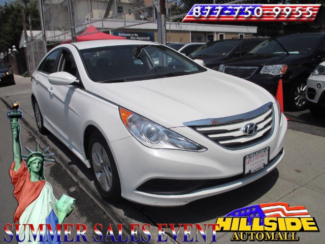 2014 Hyundai Sonata 4dr Sdn 24L Auto GLS PZEV We have assembled the most advanced network of lend