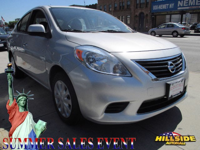 2012 Nissan Versa 4dr Sdn CVT 16 SV We have assembled the most advanced network of lenders to ens