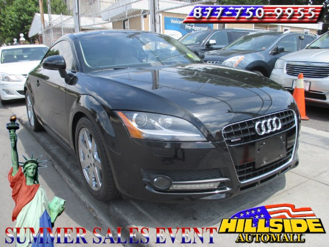 2008 Audi TT 2dr Cpe Man 32L quattro We have assembled the most advanced network of lenders to en
