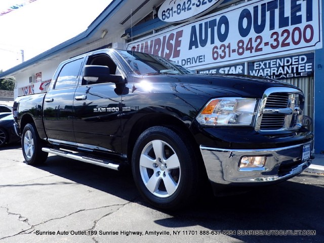 2012 Ram 1500 4WD Crew Cab 1405 SLT Sunrise Auto Outlet  is the car shopping destination for Lon