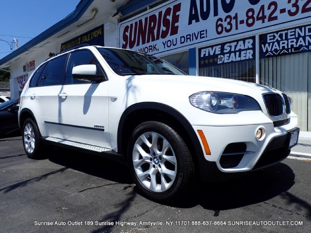2011 BMW X5 AWD 4dr 35i Premium Sunrise Auto Outlet  is the car shopping destination for Long Isla