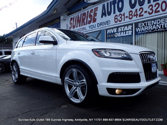 2010 Audi Q7 quattro 4dr 42L Prestige Sunrise Auto Outlet  is the car shopping destination for Lo
