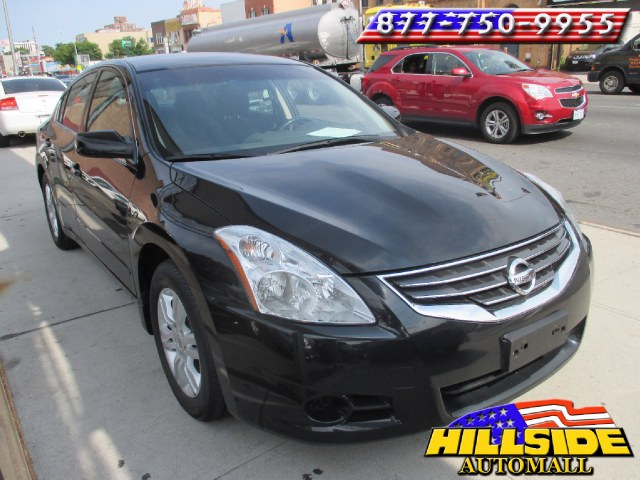 2012 Nissan Altima 4dr Sdn I4 CVT 25 S We have assembled the most advanced network of lenders to
