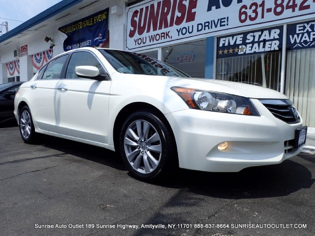 2011 Honda Accord Sdn 4dr V6 Auto EX-L Sunrise Auto Outlet  is the car shopping destination for Lo
