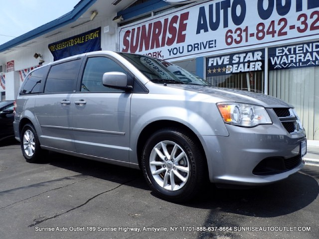 2013 Dodge Grand Caravan 4dr Wgn SXT Sunrise Auto Outlet  is the car shopping destination for Long