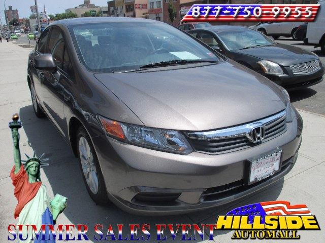 2012 Honda Civic Sdn 4dr Auto EX We have assembled the most advanced network of lenders to ensure