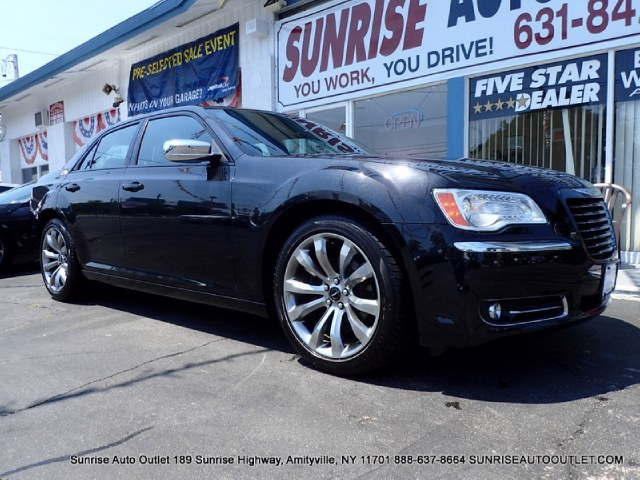 2014 Chrysler 300 4dr Sdn 300S RWD Sunrise Auto Outlet  is the car shopping destination for Long I