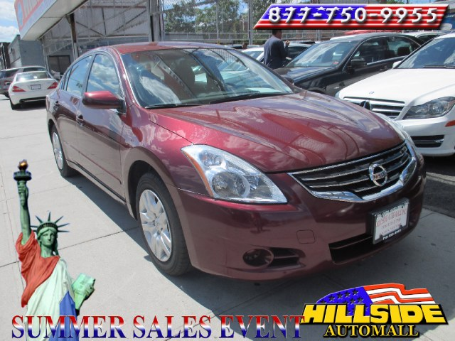2012 Nissan Altima 4dr Sdn I4 CVT 25 SL We have assembled the most advanced network of lenders to