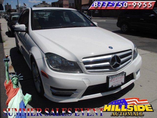 2013 MERCEDES C-Class 4dr Sdn C300 Sport 4MATIC We have assembled the most advanced network of len