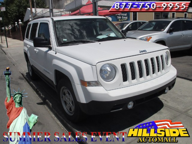 2014 Jeep Patriot FWD 4dr Sport We have assembled the most advanced network of lenders to ensure y