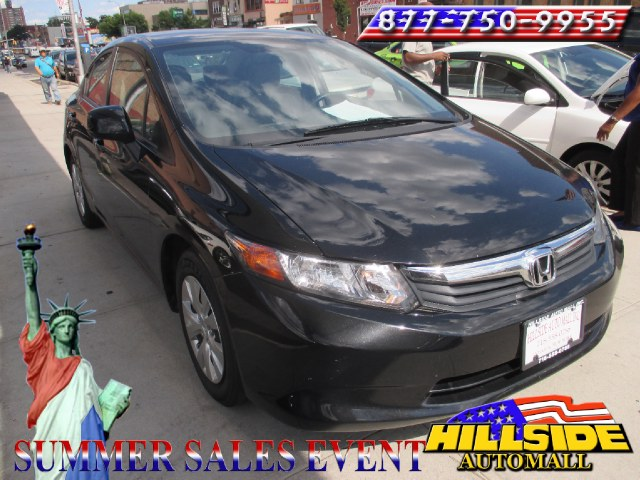 2012 Honda Civic Sdn 4dr Auto LX PZEV We have assembled the most advanced network of lenders to en