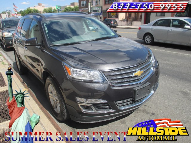 2013 Chevrolet Traverse FWD 4dr LT w1LT We have assembled the most advanced network of lenders to