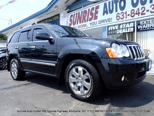 2010 Jeep Grand Cherokee 4WD 4dr Limited Sunrise Auto Outlet  is the car shopping destination for