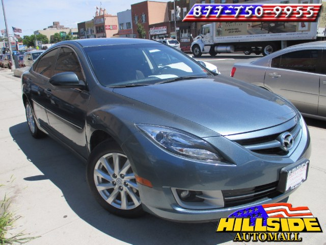 2012 Mazda Mazda6 4dr Sdn Auto i Touring We have assembled the most advanced network of lenders to