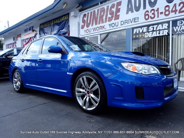 2012 Subaru Impreza Sedan WRX 4dr Man WRX STI Sunrise Auto Outlet  is the car shopping destination