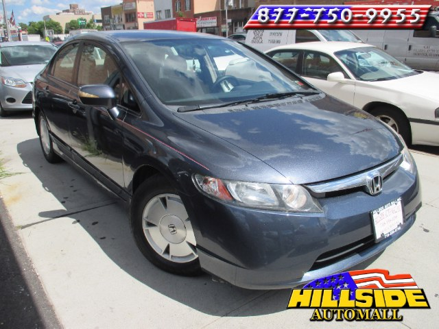 2008 Honda Civic Hybrid 4dr Sdn We have assembled the most advanced network of lenders to ensure y