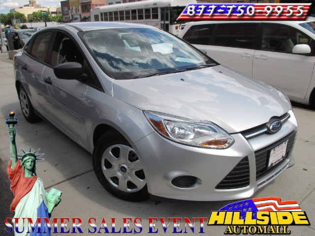 2012 Ford Focus 4dr Sdn S We have assembled the most advanced network of lenders to ensure you get