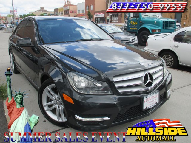 2012 MERCEDES C-Class 4dr Sdn C300 Sport 4MATIC We have assembled the most advanced network of len