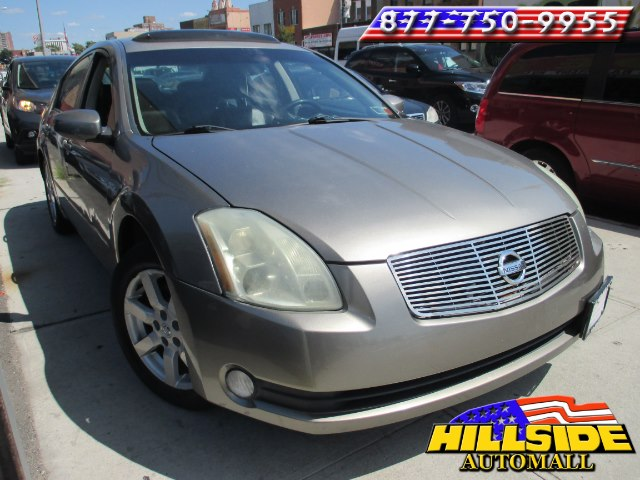 2004 Nissan Maxima 4dr Sdn SE Auto We have assembled the most advanced network of lenders to ensur