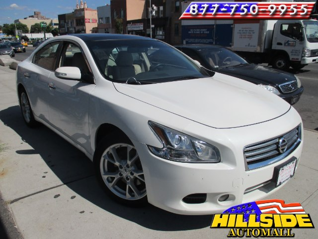 2012 Nissan Maxima 4dr Sdn V6 CVT 35 SV wSport We have assembled the most advanced network of le