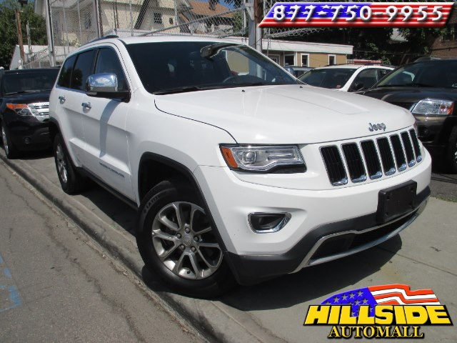 2014 Jeep Grand Cherokee 4WD 4dr Limited We have assembled the most advanced n