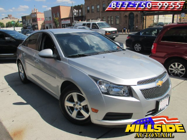 2013 Chevrolet Cruze 4dr Sdn Auto 1LT We have assembled the most advanced network of lenders to en