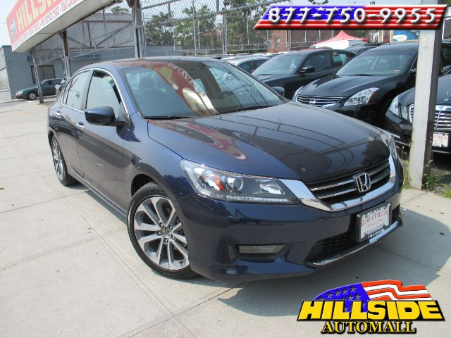 2014 Honda Accord Sedan 4dr I4 CVT Sport We have assembled the most advanced network of lenders to