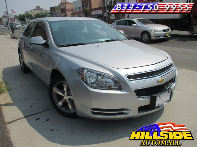 2012 Chevrolet Malibu 4dr Sdn LT w2LT We have assembled the most advanced network of lenders to e