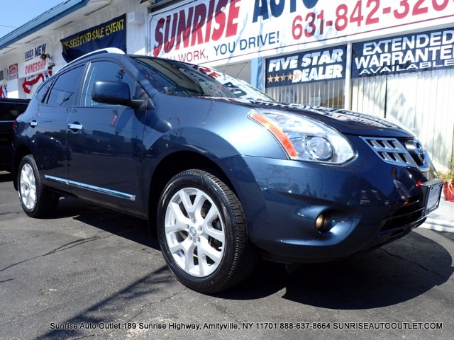 2012 Nissan Rogue AWD 4dr SV Sunrise Auto Outlet  is the car shopping destination for Long Island